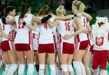 Reprezentacja Polski Siatkówka Kobiet