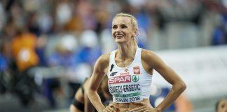 Justyna Święty-Ersetic przed Halowymi Mistrzostwami Europy