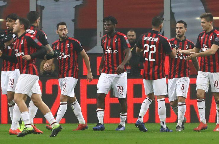 Włoska drużyna dogadała się z działaczami UEFA. AC Milan postanowił zrezygnować z występowania w nadchodzącej edycji Ligi Europy.