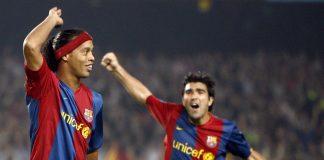 Aleksandr Hleb uważa, że odejście z klubu Ronaldinho i Deco motywowane było złym wpływem, jaki mogliby mieć w przyszłości na młodego wówczas Leo Messiego.