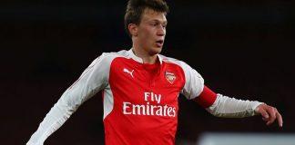 Polski zawodnik wyznał plany dotyczące swojej przyszłości. Krystian przyznał, że nie widzi powodów, dla których miałby wracać do drużyny U-21 Arsenalu.