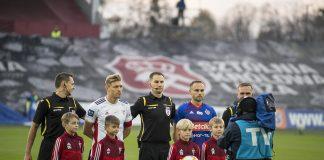 PKO BP Ekstraklasa: Górnik Zabrze - Piast Gliwice 1:1