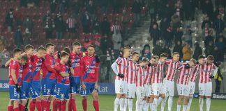 Totolotek Puchar Polski: Cracovia - Raków Częstochowa