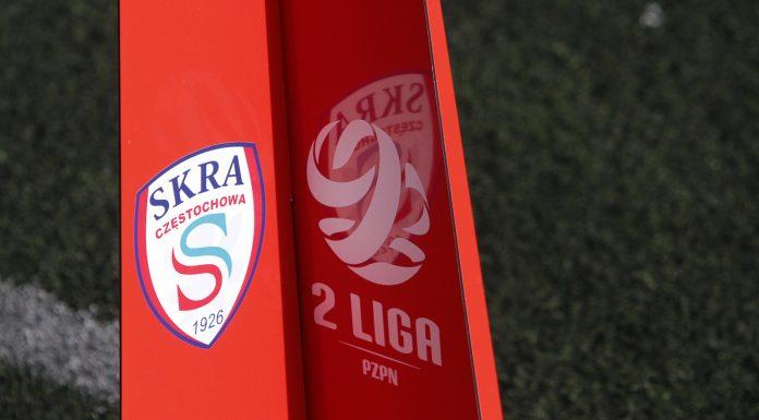 II Liga: Skra Częstochowa 1:0 KKS Kalisz, 05.09.2020
