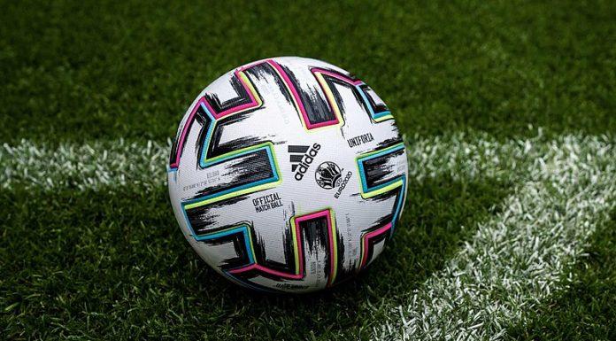 Piłka meczowa UEFA Euro 2020