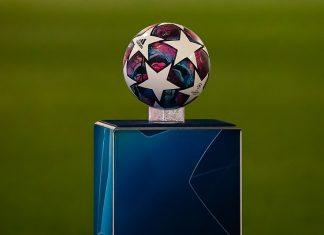 Piłka Ligi Mistrzów