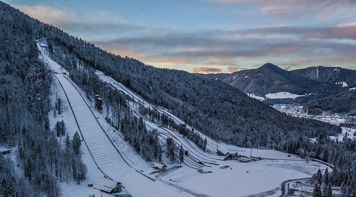 Kompleks skoczni narciarskich w Planicy