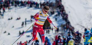 Johannes Klaebo - biegi narciarskie