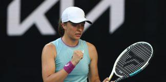 Australian Open - Iga Świątek - tenis