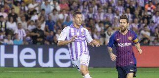 Leo Messi (z prawej)