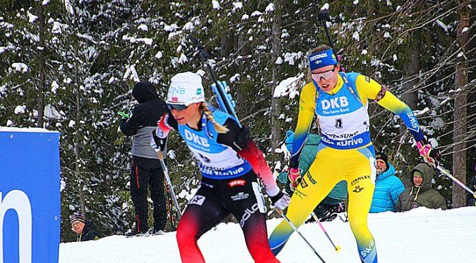 Tiril Eckhoff, Hanna Oeberg