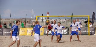 DFB Beachsoccer Cup 2014