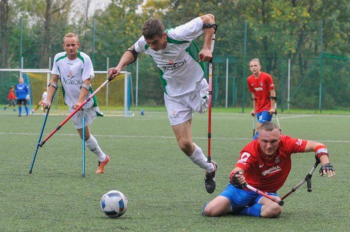 Amp Futbol Ekstraklasa: Husaria Kraków - GKS Góra